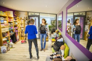 La boutique Tikoala à Nancy